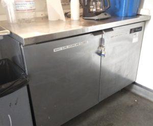 countertop commercial refrigerator